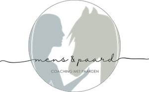 Mens & Paard Logo